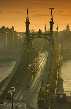 Liberty Bridge, Budapest | A1 Pictures
