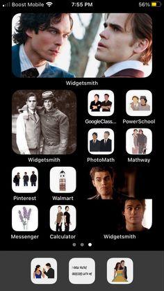 Vampire Diaries Poster, The Vampire Diaries 3, Vampire Diaries Wallpaper, Vampire Diaries The Originals, Wallpaper App, Wallpaper Iphone Cute, Lockscreen Ios, Daimon Salvatore, Vampire Party