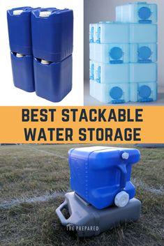 Best Short Term Emergency Water Storage Water storage Water