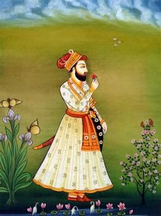 Fine Art and You: 25 Beautiful Mughal Era Paintings