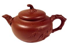 Yixing Teapot Red Squash - 15.2oz