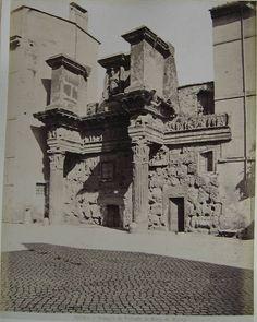 Tempio di Pallade al Foro di Nerva