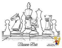 Résultats de recherche d'images pour «chess drawing»