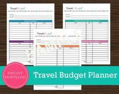 Travel Budget Planner Road Trip Planner, Vacation Planner, Budget Planner, Travel Planner, Budget Travel, Travel Tips, Vacation Travel, Travel Ideas, Travel Destinations