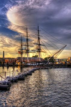 Joann Vitali is raising funds for 2015 Boston - The beauty and charm of Boston through my lens on Kickstarter! The beauty and charm of Boston all in one place! From the North End & Faneuil Hall to the USS Constitution and Fenway! Uss Constitution Model, Man Of War, Seaside Village, Nautical Art, Tug Boats, Photos Voyages, Sail Away, Tall Ships, Battleship