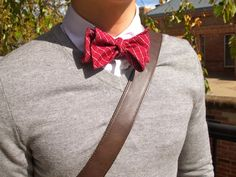 Bow ties for spring