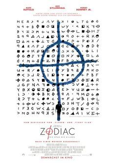 Zodiac. I'm not much for scary movies, but this is fantastic. Jake Gyllenhaal, RDJ, and Mark Ruffalo are fantastic, and the film is gripping, frustrating and frightening, much as it should be given its subject.