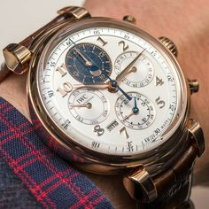 Join our aBlogtoWatch & Friends roundup of the last 2 weeks of stories as we pick a few random ones.We also go a bit further showing you a few other stories from all around the web. All the way from Rolex Datejust 41, IWC Da Vinci Perpetual to Bulgari Octo Finissimo Tourbillon Skeleton, Bremont Supermarine and a lot more… ○ Read about it on aBlogtoWatch.com #ablogtowatch