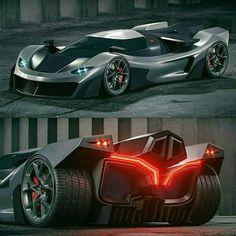 Lamborghini Concept, Exotic Sports Cars, Futuristic Cars, Batmobile, Future Car, Cycling Bikes, Llamas, Sport Cars, Motor Car