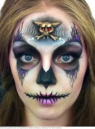 sugar skull make up - Google Search