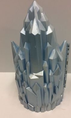 Disney-Store-FROZEN-Ice-Castle-Palace-Playset-Light-Up-Musical-amp-Figures Freeze Ice, Ice Castles, Frozen Cake, Elsa Frozen, Light Up, Palace, Musicals, Candle Holders, Candles