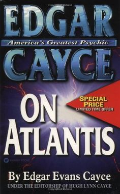 Drawing on his readings, and placed within the context of reincarnation, Edgar Cayce offers evidence of the civilisation of Atlantis - showing how its achievements and failures directly relate to the conflict and confusion of today.