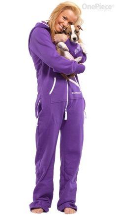 » OnePiece: The Big Happy Adult Onesie » 80's purple 80's purple