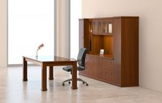 Prado is a timeless collection of exquisite detail that enhances productivity and captures admiration. A lovely series of transitional casegoods. It has a fantastic method of optimizing cord management. Even in a table desk