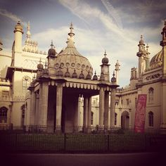 #Brighton beautiful day #pavilion #sunny#inspire