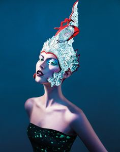 Elizaveta Porodina Glamour Photography by Elizaveta Porodina