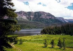Flattops Wilderness Area.  One of my favorite places in Colorado