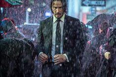 'John Wick: Chapter Puts Keanu Reeves Back on Top at the Box Office Keanu Reeves, Jerome Flynn, Gong Li, Anjelica Huston, Jet Li, Best Movies List, Good Movies, Colin Farrell, Chuck Norris