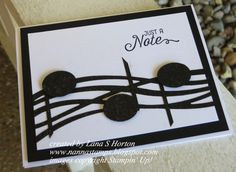 Stampin' with Nanna: I See Music
