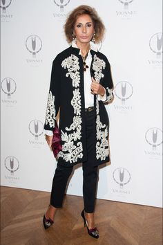 La firma Vionnet celebra sus 100 años en la moda:Nati Abascal