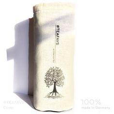 Tasche für die Teekanne - Teebereiter Mantel Teeflasche Schutzhülle Thermoskanne Überzieher Thermobecher Thermohülle Thermosflasche Schutz Flaschenhülle…