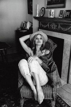 Georgia May Jagger for Vogue Italia by Yelena Yemchuk