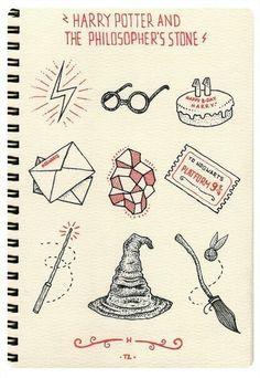 Harry Potter n°1 // The philosopher's stone