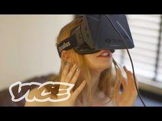 """The Digital Love Industry  -porno en virtual reality.  De porno industrie naarstig op zoek naar nieuwe mogelijkheden. In de Vice documentaire """"The Digital LOVE Industry"""" zien we hoe online seks in combinatie met technische snufjes als de Oculus Rift virtual reality bril er in de toekomst uit gaat zien.  Documentairenet.nl. http://www.documentairenet.nl/review/digital-love-industry/"""