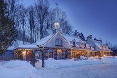 Saint-Sauveur: sanctuaire dans la montagne | Marie-Andrée Amiot | Maisons de luxe