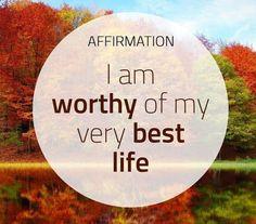 Yes I am!