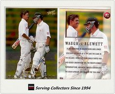 Cricket Cards   Futera Cricket Elite Trading Card Un