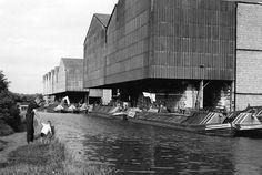 John Dickinson's Paper Mill, Croxley Green by diamond geezer, via Flickr