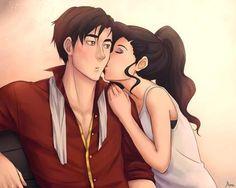 Iroh & Asami