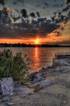 Buffalo, NY Sunset