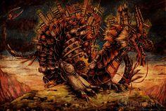 Steampunk Dragon by ColletteJEllis.deviantart.com on @deviantART