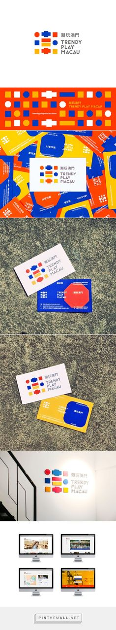 TRENDY PLAY MACAU on Behance - created via https://pinthemall.net