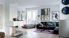 Bolig: Et hjem med kunst og karakter
