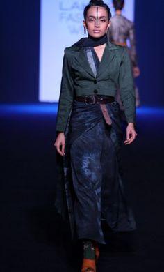 Lakme Fashion Week: Signature styles from Chola, Chirag Nainani – Aparna Mudi