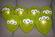 Ballons aliens :)                                                                                                                                                                                 Plus