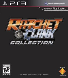 Ratchet  Clank Collection