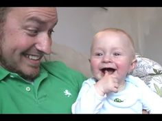 Babies Laughing Hysterically At Mom And Dad Compilation || NEW