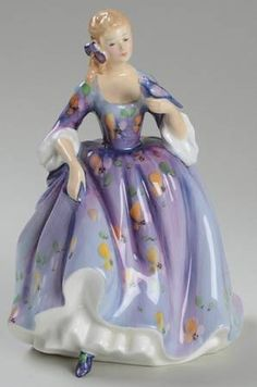 NICOLA, Royal Doulton Royal Doulton Figurine at Replacements, Ltd