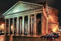 Roman Structures that Still Survive Today