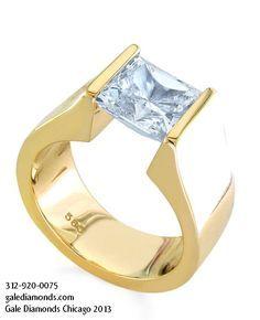 Billedresultat for princess cut diamanter