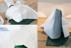 Assembli Origami Bear Tutorial | UrbanMoms.nl