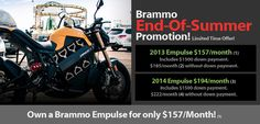 Brammo US Incentives end this month. Hurry! #motorcycles #electricmotorcycle #ev