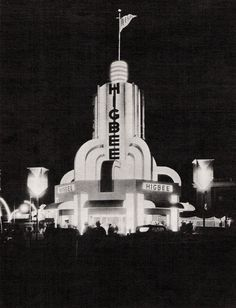 1936-37 Great Lakes Exposition - Cleveland, Ohio