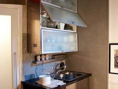 The kitchen design experts at HGTV.com share tips for updating your kitchen for less than $200.