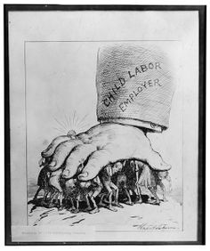 Today in labor history, February The U. Supreme Court rules unanimously in United States v. Darby to uphold the Fair Labor Standards Act of which banned certain types of child labor,. Texas History, Women In History, World History, Protest Poetry, Protest Art, Innocence Lost, Forced Labor, Industrial Revolution, Political Cartoons