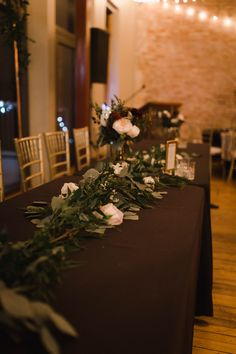 NYE wedding! Blooms Florist, Nye, Greenery, Our Wedding, Gift Wrapping, Table Decorations, Weddings, Create, Home Decor